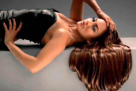 силикон и волосы