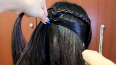 воздушная коса