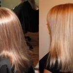 Брондирование волос: эффект выгоревших волос