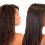 Как правильно выпрямлять волосы утюжком