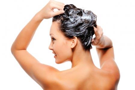 силикон для волос