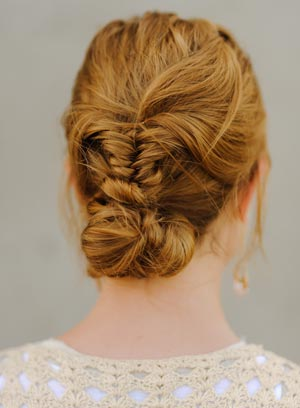 как красиво заплести волосы
