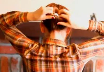 укладка волос фото