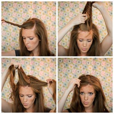 Натуральные накладные волосы: фото накладных челок 66