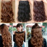 Волосы на заколках — альтернатива наращиванию