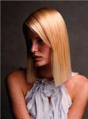 прически для тонких волос