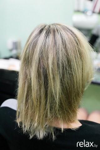 вечерняя прическа на короткие волосы