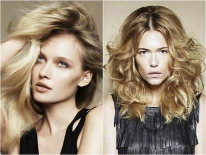 мелирование волос шатуш