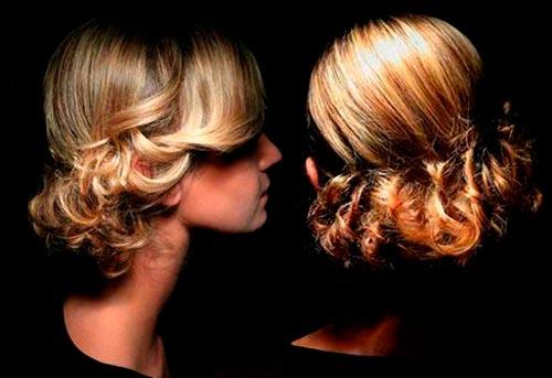 Короткие стрижки для жирных волос фото