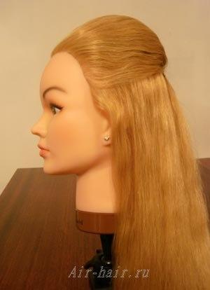 как придать волосам хороший объем