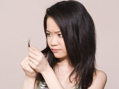 если секутся кончики волос