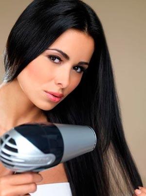 10 принципов безопасной сушки волос