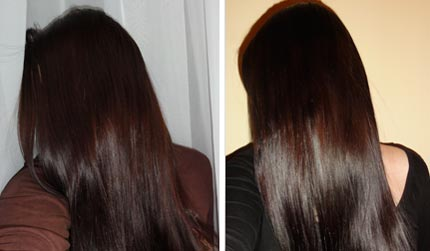 Чёрная хна для волос отзывы