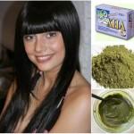 Бесцветная хна — против выпадения волос!