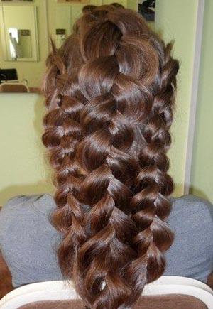 3 косы