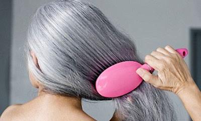 преждевременное поседение волос