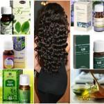 5 эфирных масел против выпадения волос
