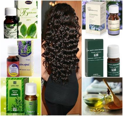 Масло против выпадения волос