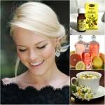 Как сохранить оттенок осветленных волос