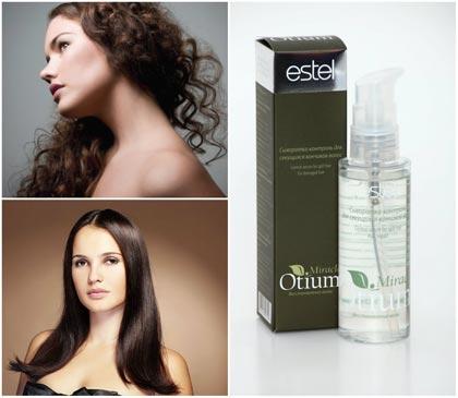 пушистые волосы: как разровнять
