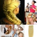 Прически для тонких и жидких волос