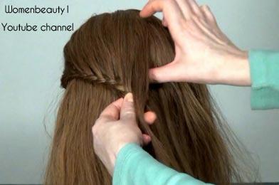 коса водоворот