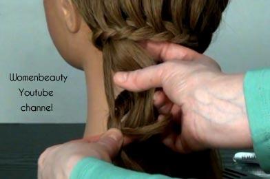 коса для длинных волос
