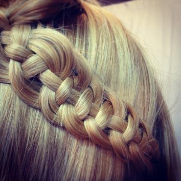 Кельтская коса видео урок