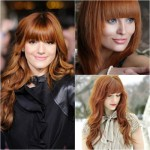 Выбираем оттенок рыжих волос: 50 идей с фото