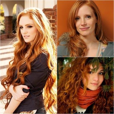 Картинки девушек блондинок и русых и рыжих фото 587-52
