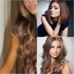 Выбираем оттенки каштановых волос: 90 идей