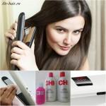 6 ошибок при выпрямлении волос утюжком