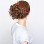 Романтическая прическа с косой