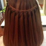 Прическа на волосы каре