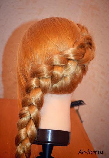 голландская коса