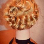 Голландская коса — оригинальная прическа