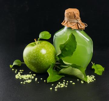 шампунь зеленое яблоко