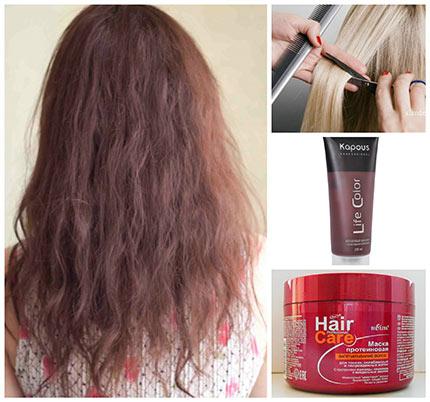 Народное средство от избавления волос